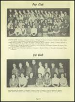 1953 Kingsford High School Yearbook Page 58 & 59