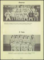 1953 Kingsford High School Yearbook Page 60 & 61