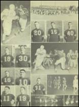 1953 Kingsford High School Yearbook Page 62 & 63