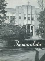 1956 Yearbook Immaculata High School