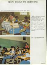 1978 Brookhaven High School Yearbook Page 16 & 17