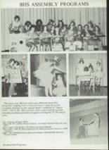 1978 Brookhaven High School Yearbook Page 42 & 43