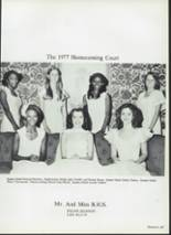 1978 Brookhaven High School Yearbook Page 52 & 53