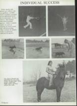 1978 Brookhaven High School Yearbook Page 80 & 81