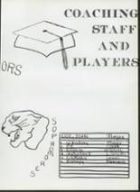 1978 Brookhaven High School Yearbook Page 82 & 83