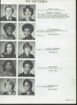 1978 Brookhaven High School Yearbook Page 86 & 87