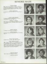 1978 Brookhaven High School Yearbook Page 92 & 93