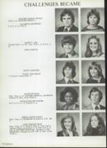 1978 Brookhaven High School Yearbook Page 96 & 97