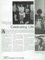 1988 Middletown High School Yearbook Page 14 & 15