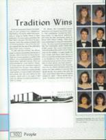 1988 Middletown High School Yearbook Page 106 & 107