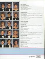1988 Middletown High School Yearbook Page 110 & 111