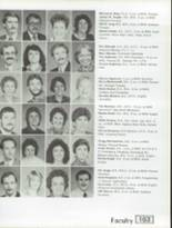 1988 Middletown High School Yearbook Page 166 & 167