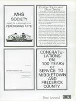 1988 Middletown High School Yearbook Page 184 & 185