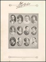 1925 Bowie High School Yearbook Page 18 & 19