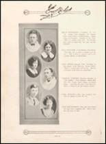 1925 Bowie High School Yearbook Page 24 & 25