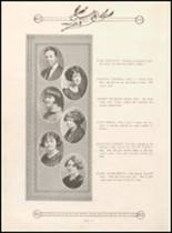 1925 Bowie High School Yearbook Page 26 & 27