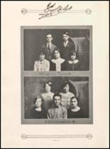 1925 Bowie High School Yearbook Page 78 & 79