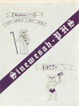 1977 Yearbook Pasco High School