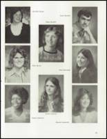 1977 Pasco High School Yearbook Page 28 & 29