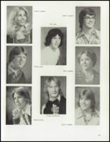 1977 Pasco High School Yearbook Page 42 & 43