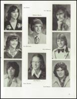 1977 Pasco High School Yearbook Page 44 & 45