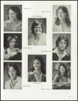 1977 Pasco High School Yearbook Page 50 & 51