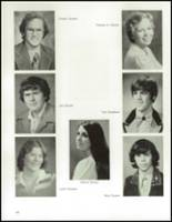 1977 Pasco High School Yearbook Page 54 & 55