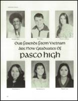 1977 Pasco High School Yearbook Page 60 & 61