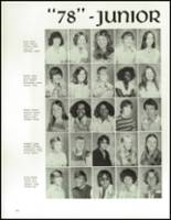 1977 Pasco High School Yearbook Page 76 & 77