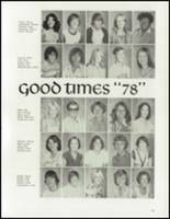 1977 Pasco High School Yearbook Page 78 & 79