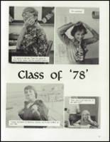 1977 Pasco High School Yearbook Page 80 & 81