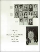 1977 Pasco High School Yearbook Page 98 & 99