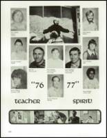 1977 Pasco High School Yearbook Page 112 & 113
