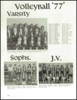 1977 Pasco High School Yearbook Page 168 & 169