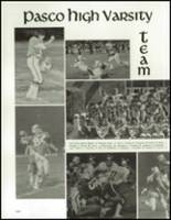 1977 Pasco High School Yearbook Page 184 & 185