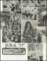 1977 Pasco High School Yearbook Page 208 & 209