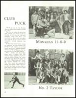 1974 Hotchkiss School Yearbook Page 144 & 145