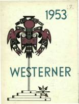1953 Yearbook West Phoenix High School