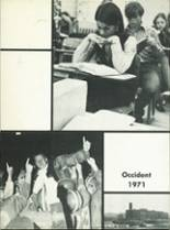 1971 Yearbook Handy High School