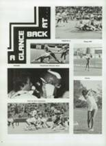 1982 Valley High School Yearbook Page 14 & 15