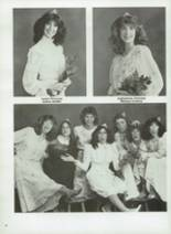 1982 Valley High School Yearbook Page 24 & 25