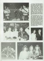 1982 Valley High School Yearbook Page 28 & 29