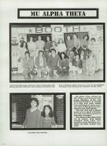 1982 Valley High School Yearbook Page 38 & 39