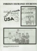 1982 Valley High School Yearbook Page 40 & 41