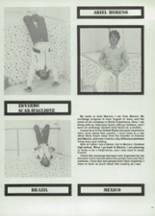 1982 Valley High School Yearbook Page 42 & 43