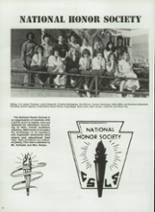 1982 Valley High School Yearbook Page 44 & 45