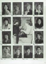 1982 Valley High School Yearbook Page 58 & 59
