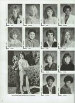 1982 Valley High School Yearbook Page 70 & 71