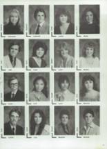 1982 Valley High School Yearbook Page 80 & 81