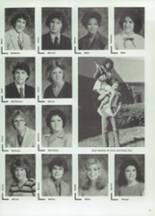 1982 Valley High School Yearbook Page 82 & 83